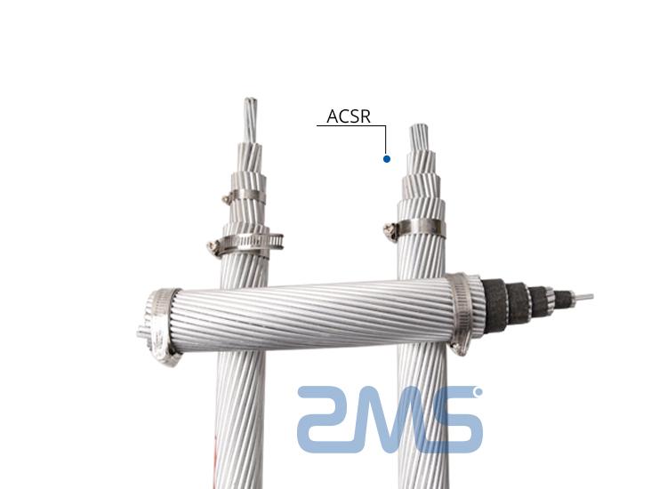 ACSR-overhead power line