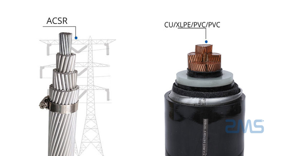 HV-power-cable