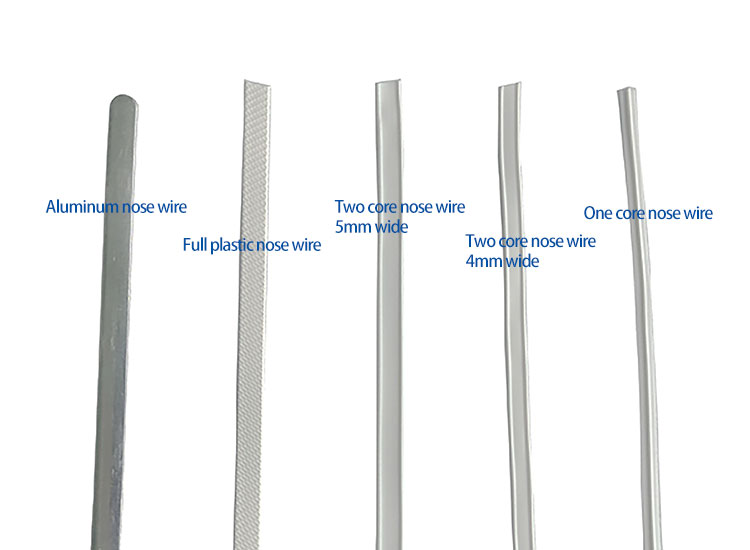 type of nose wire